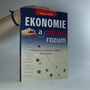 náhled knihy - Ekonomie a zdravý rozum