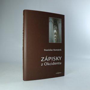 náhled knihy - Zápisky z Okcidentu