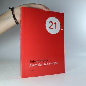 náhled knihy - Anarchie, stát a utopie