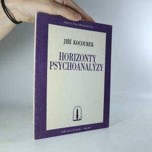 náhled knihy - Horizonty psychoanalýzy