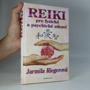 náhled knihy - Reiki pro fyzické a psychické zdraví