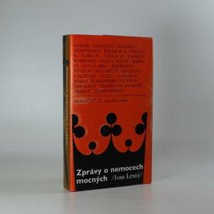 náhled knihy - Zprávy o nemocech mocných
