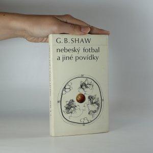 náhled knihy - Nebeský fotbal a jiné povídky