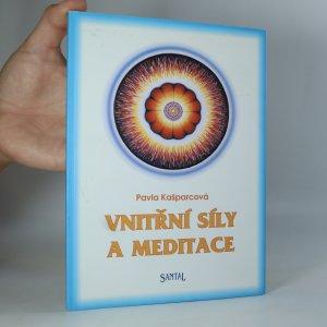náhled knihy - Vnitřní síly a meditace