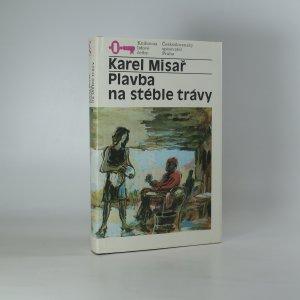 náhled knihy - Plavba na stéble trávy