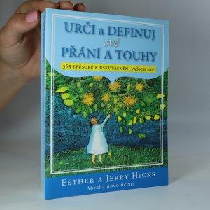 náhled knihy - Urči a definuj své přání a touhy