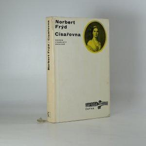 náhled knihy - Císařovna