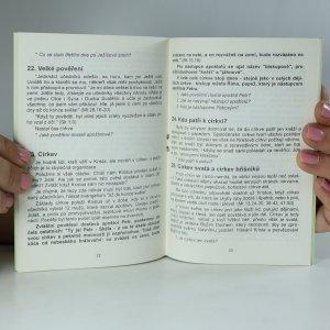 antikvární kniha Základy křesťanské víry, neuveden