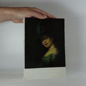 náhled knihy - Drážďanská galerie. Sbírka starých mistrů