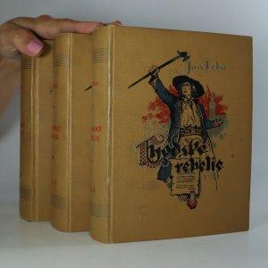 náhled knihy - Chodské rebelie I.- III. díl (3 svazky)