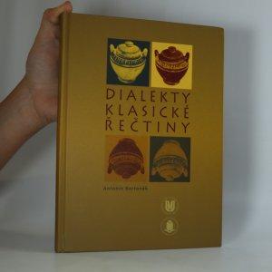 náhled knihy - Dialekty klasické řečtiny