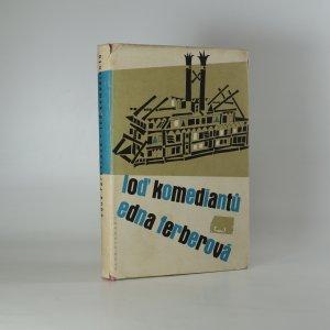 náhled knihy - Loď komediantů
