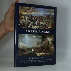 náhled knihy - Římské války. V., Pád říše římské