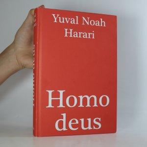 náhled knihy - Homo deus