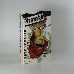 náhled knihy - Vranská