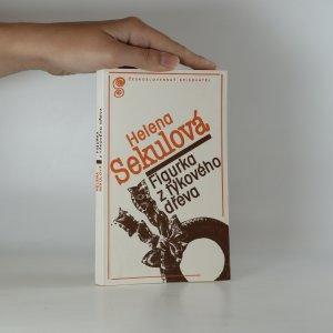 náhled knihy - Figurka z týkového dřeva