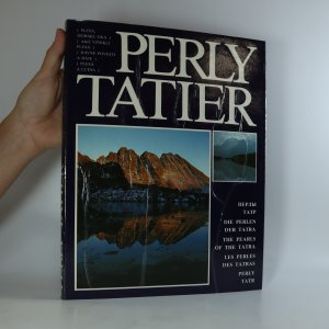 náhled knihy - Perly Tatier (Plesá)
