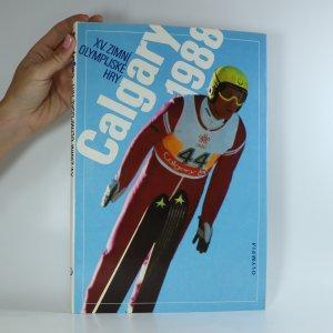 náhled knihy - 15. zimní olympijské hry Calgary 1988