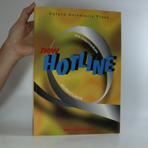 náhled knihy - New Hotline. Pre-intermediate student's book