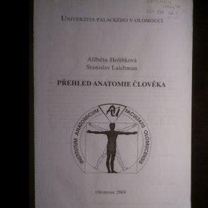 antikvární kniha Přehled anatomie člověka, 2004