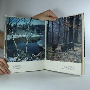 antikvární kniha Jižní Čechy, 1975