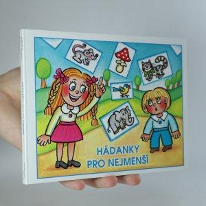 náhled knihy - Hádanky pro nejmenší