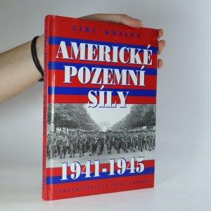 náhled knihy - Americké pozemní síly 1941-1945
