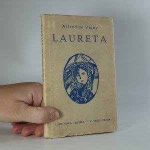náhled knihy - Laureta čili Červená pečeť