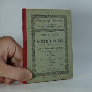 náhled knihy - Choix de poésies de Victor Hugo. Výbor básní Victora Huga.