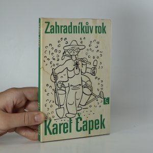 náhled knihy - Zahradníkův rok