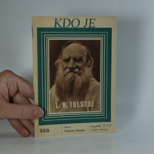 náhled knihy - L.N. Tolstoj