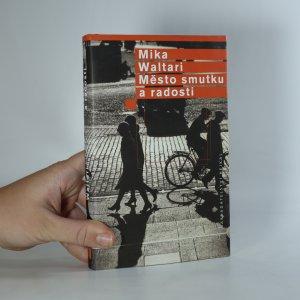 náhled knihy - Město smutku a radosti