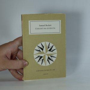 náhled knihy - Čekání na Godota