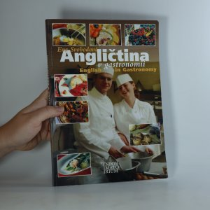 náhled knihy - Angličtina v gastronomii. Příručka odborných výrazů a textů