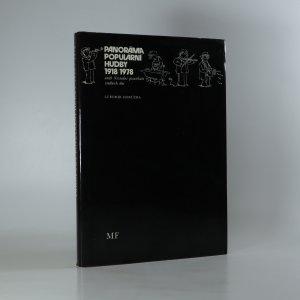 náhled knihy - Panoráma populární hudby 1918/1978