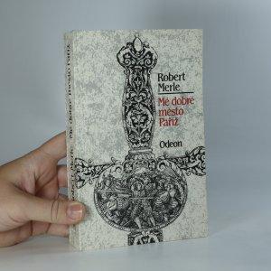 náhled knihy - Mé dobré město Paříž