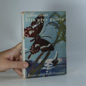 náhled knihy - Stín přes paletu (asi podpis autora)