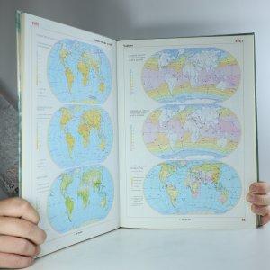 antikvární kniha Atlas světa, 1987