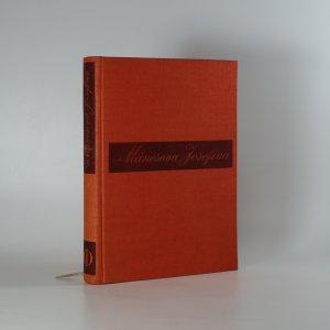 náhled knihy - Mánesova Josefina (1848 - 1855)
