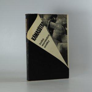 náhled knihy - Kámasútra. Kniha staroindickej erotiky