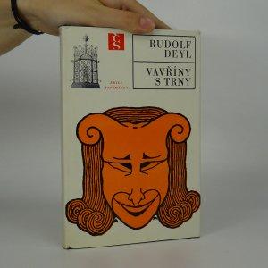 náhled knihy - Vavříny s trny. Herecké podobizny