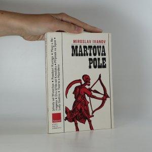 náhled knihy - Martova pole