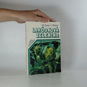 náhled knihy - Lahôdková zelenina