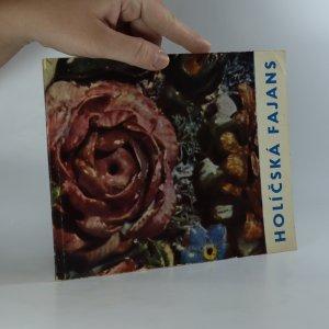 náhled knihy - Holíčská fajans