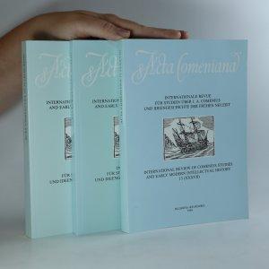 náhled knihy - Acta Comeniana (číslo 13, 22-23, 25)