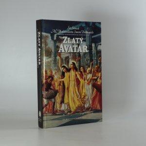 náhled knihy - Zlatý avatár Šrí Čaitanja Maháprabhu
