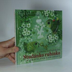 náhled knihy - Studánko, rubínko (asi podpis a věnování autora CD, které chybí)