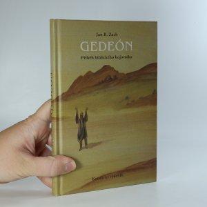 náhled knihy - Gedeón. Příběh biblického bojovníka