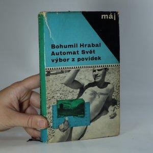 náhled knihy - Automat svět