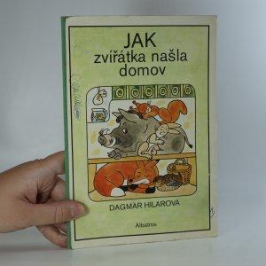 náhled knihy - Jak zvířátka našla domov